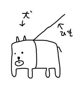 田辺誠一 犬