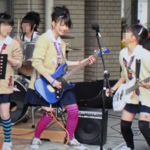 能年里奈 ギター