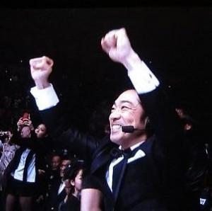 香川照之 ボクシング