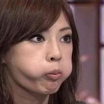 北川景子 リス食い