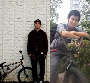 野村周平 BMX 性格