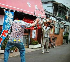 若者たち2014 第3話 自転車