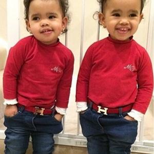 ウィリアン 双子