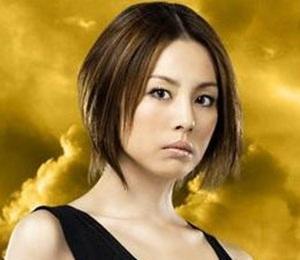 米倉涼子 性格