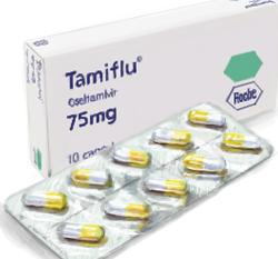 インフルエンザ タミフル