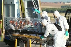 エボラ出血熱 拡大防止
