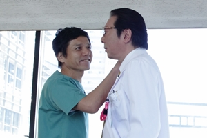 doctorX加地vs富士川