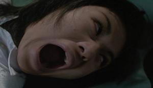 深田恭子 リング 演技