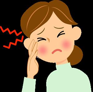 便秘が原因の頭痛