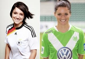 ドイツ サッカー 美女